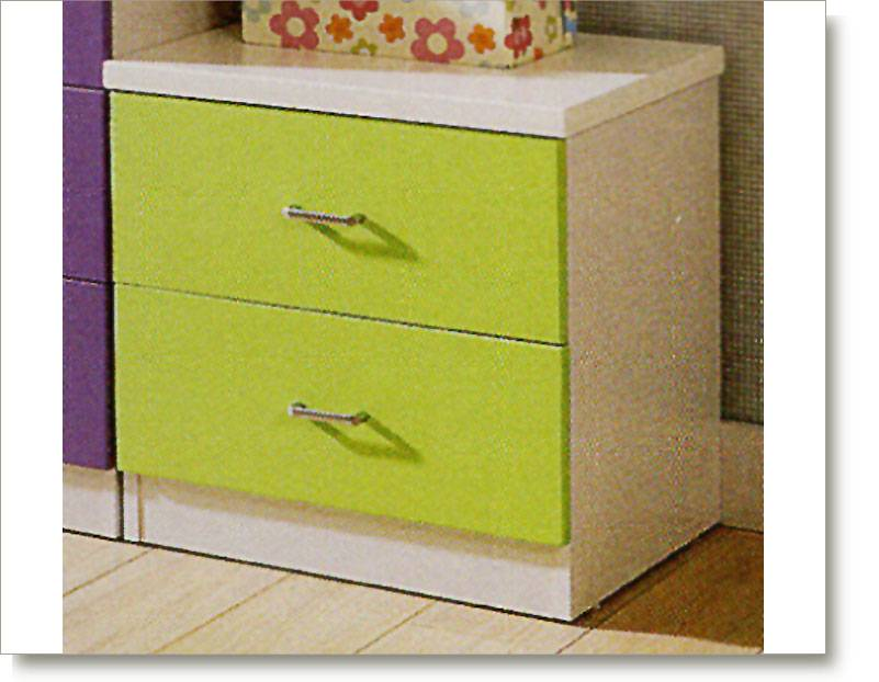 Sell Chest of Drawers (two drawers)(LA002-2)
