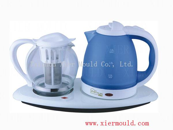 Plastic injection mould for Electric kettle