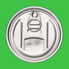 EOE easy open end can lid can top