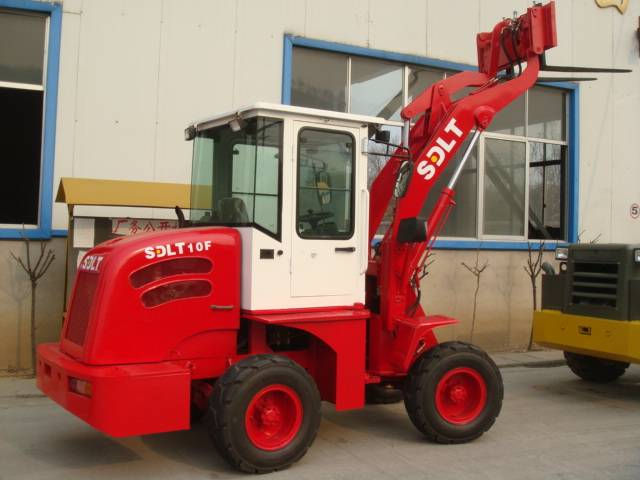 brand new bucket loader with CE certificate
