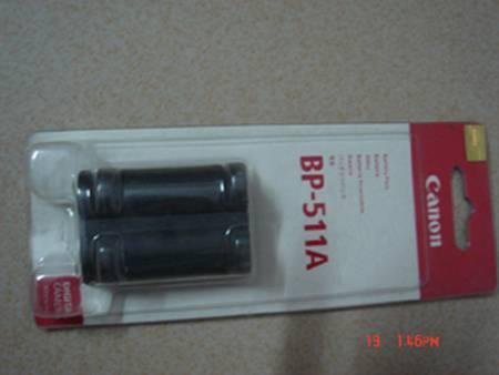 BP-511A Battery for Canon EOS 40D 50D 5D