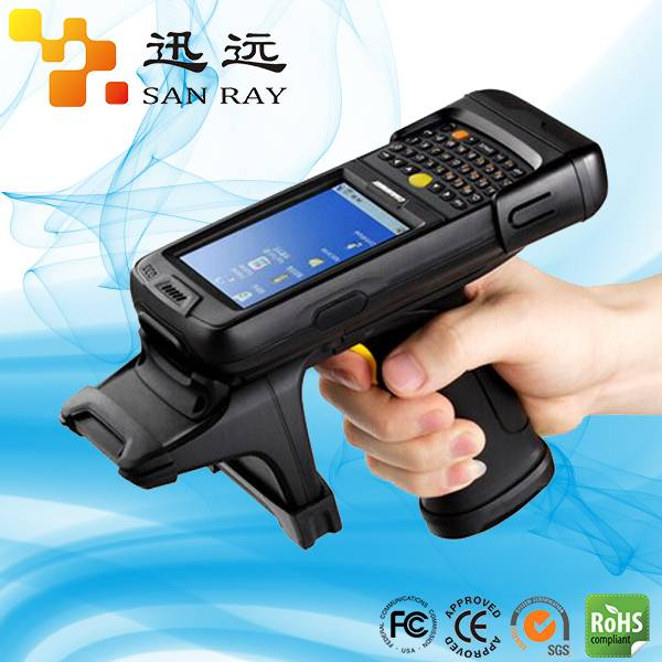 Hot selliing Impinj R2000 UHF Rfid handheld reader