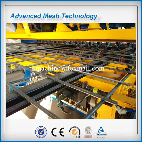 BRC Deformed Steel Wire Mesh Welding Machines for 3-8mm Ribbed Wire Mesh