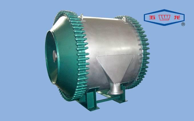 screw plate heat exchanger and plate heat exchanger