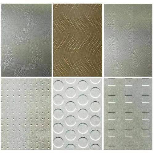 Silverene And Metallalic Laminate