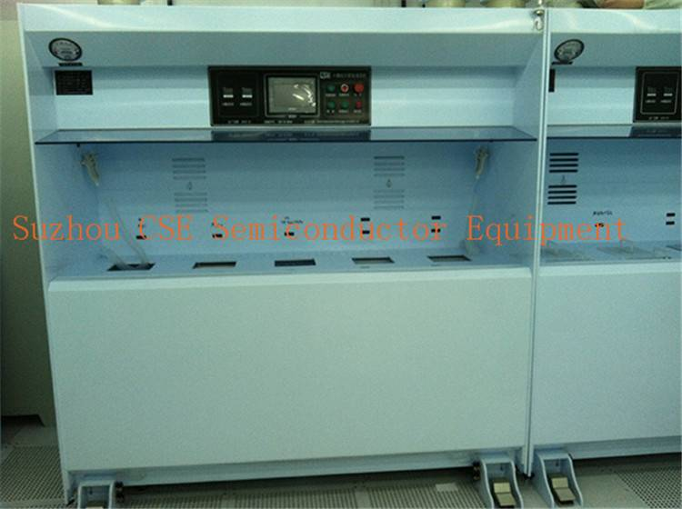 Wafer pre cleaning machine