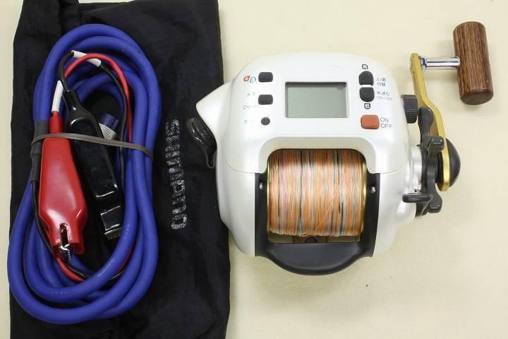 Shimano Dendou-Maru 3000-R Big Game Electric Reel