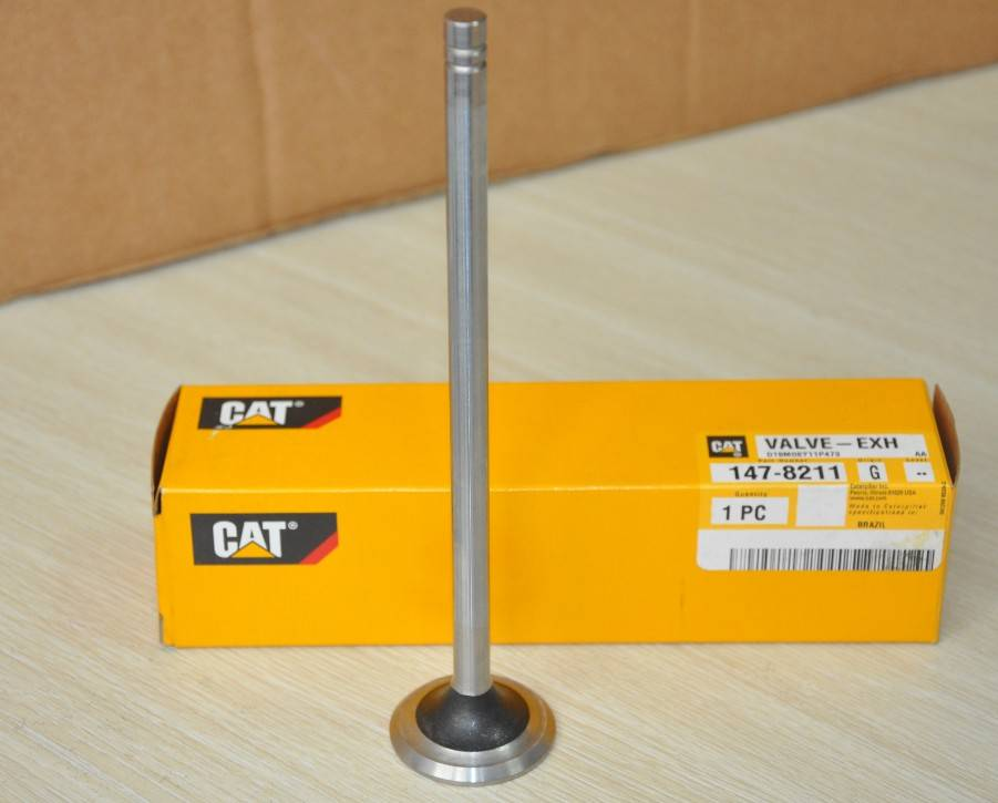 Genuine Cat Diesel Engine Parts Valve-EXHAUST 147-8211 for Various Caterpillar Models