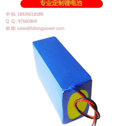 Electric Bike LiFePO4 Battery Pack 36V 10Ah