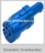 Eccentric Overburden Drilling System