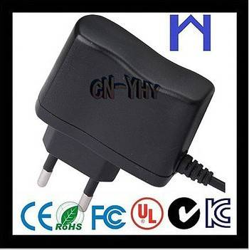 3V 300mA AC DC Adapter EU Wall mounted Adapter