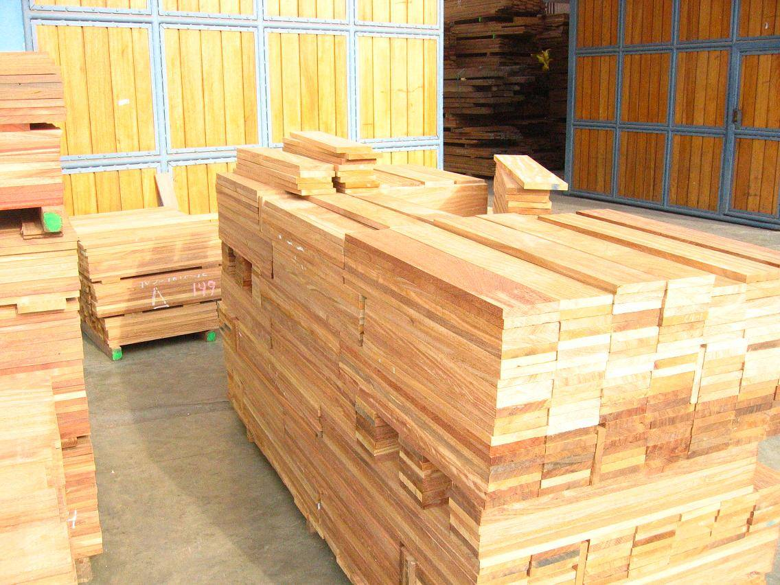SOUTH AMERICAN WOOD FLORING