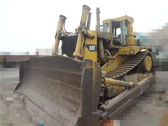 Used cat d10 bulldozer