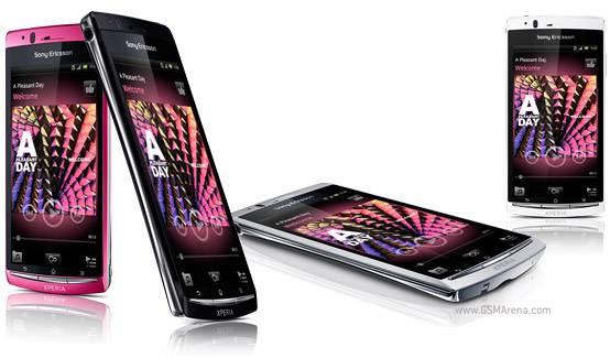 Original unlocked GSM mobile phones Sony Ericsson Xperia Arc S (LT18)