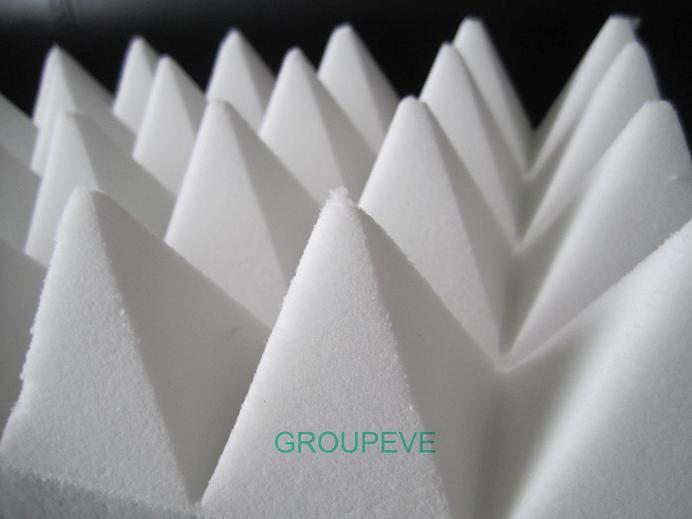 Pyramid Melamine Foam Board