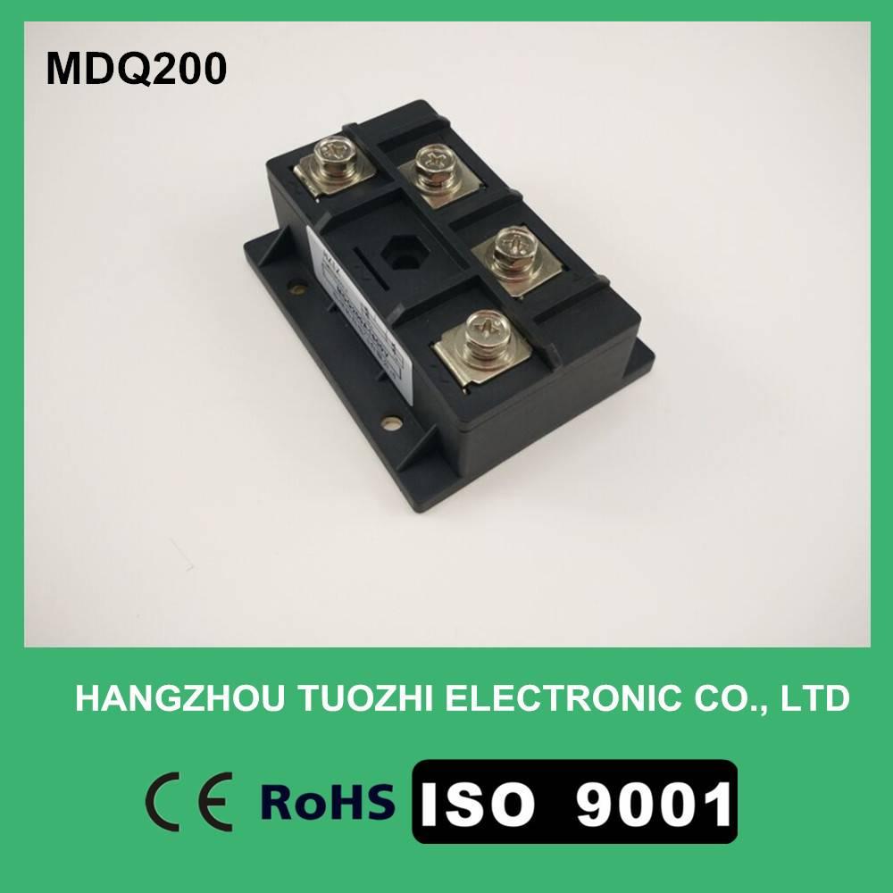 Single phase rectifier bridge module MDQ200