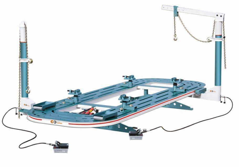 frame straightening machine&car jack/lift bench