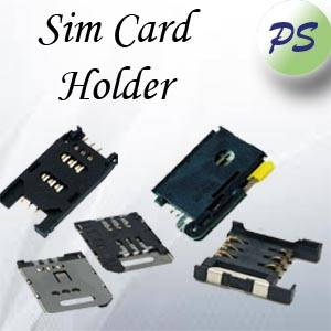 Flip Type and Push Type SIMCARD Holder