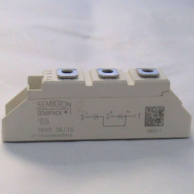 Semikron skkd26-16 Power intelligent IGBT Module