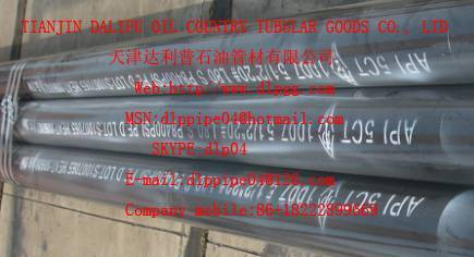 API carbon seamless steel pipe-9 5/8c90 CASING PIPE
