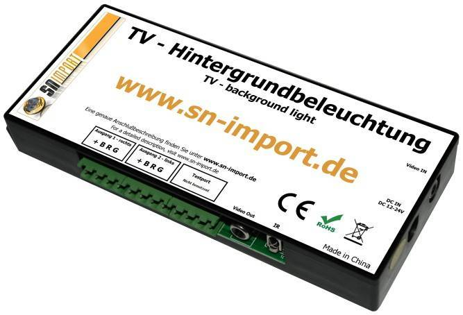 LED light products ( ambilight) Videocontroller Ambilight