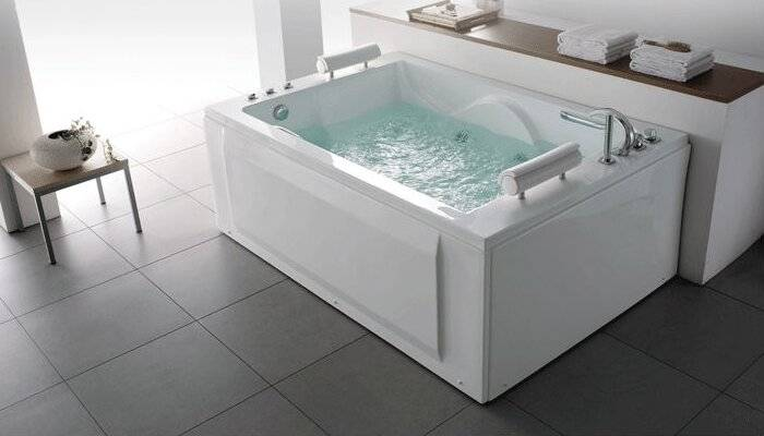 U-BATH indoor masssage bathtub with luxury quality new design jacuzzi whirlpool