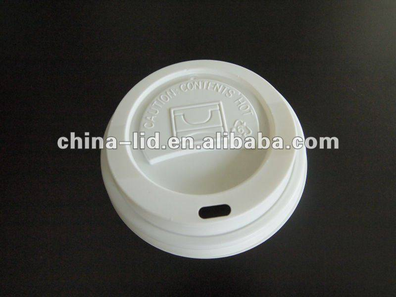 Cup platic cover
