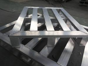 Aluminum Alloy Flat Pallets Factory Wholesale