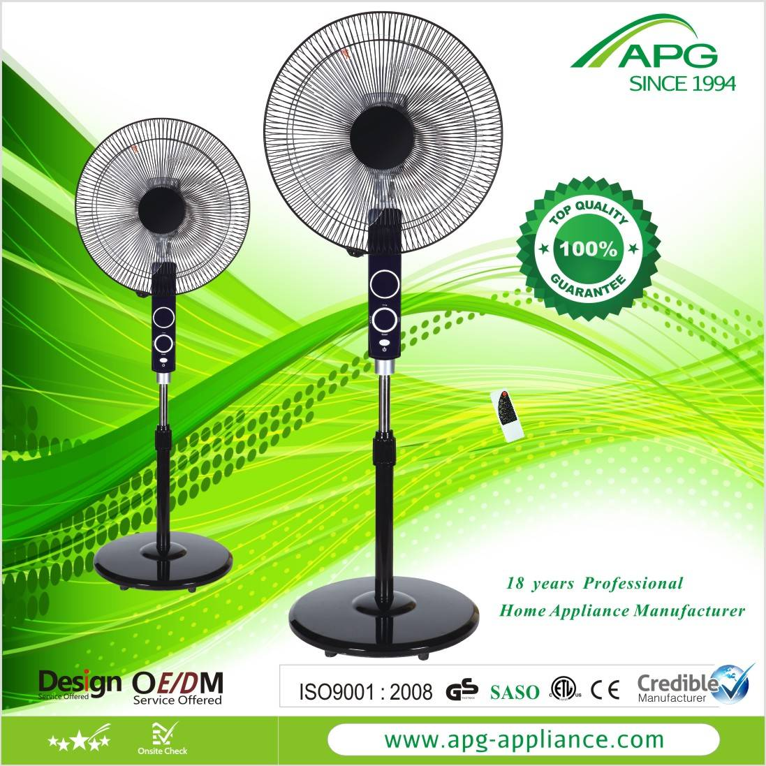 HIGH QUALITY STANDING FAN