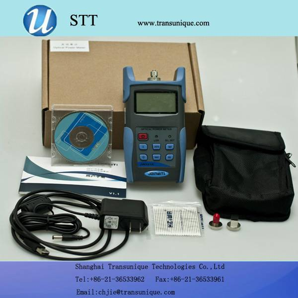 Multifunctional Digital USB RF Optical Power Meter