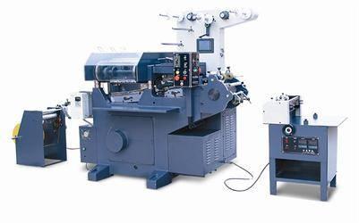 CNC Flat-bed Label Printing Machine