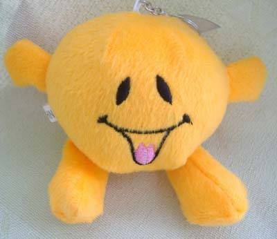 big smile face toys