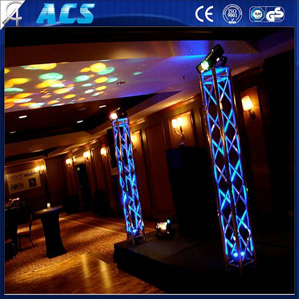 professional and high quality hot exhibition truss system/decorative truss/concert truss