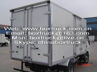 Sell Dry Cargo Truck Body