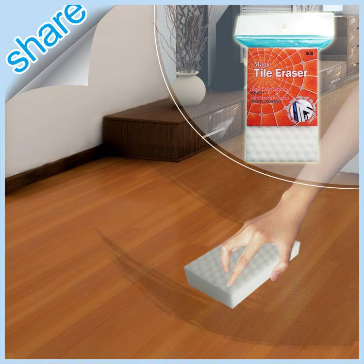 Far Effective But Non-Toxic Greener Floor Sponge