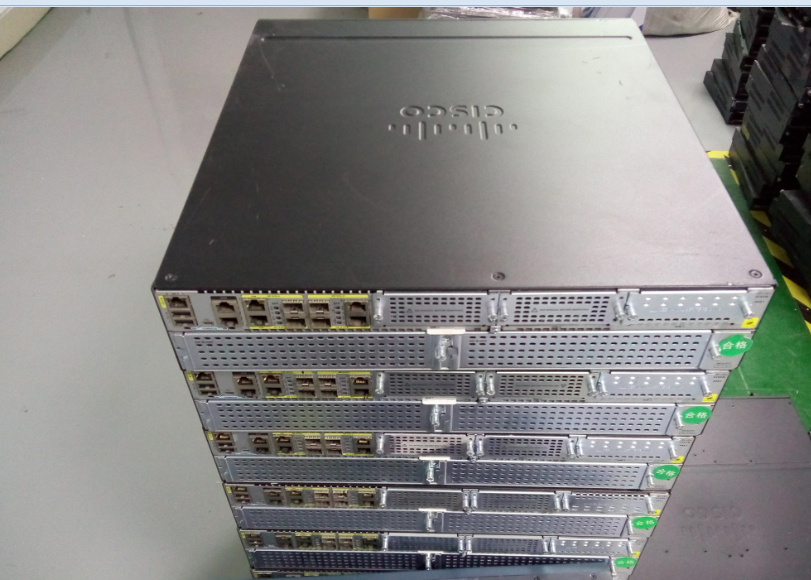 WTS Cisco ISR4451-X/K9 Integrated Services Router 4451