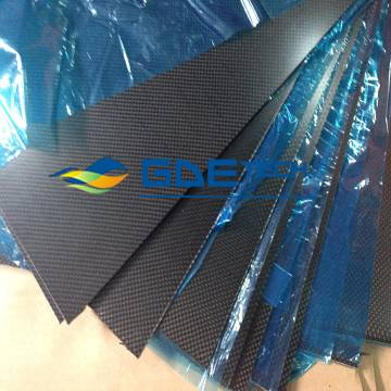 3k Carbon Fiber Sheet for Model