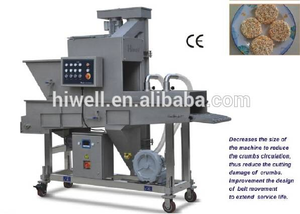hiwell fast food Breading crumbing Machine SXJ600-V