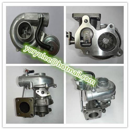 Yanmar 4TNV98 turbocharger