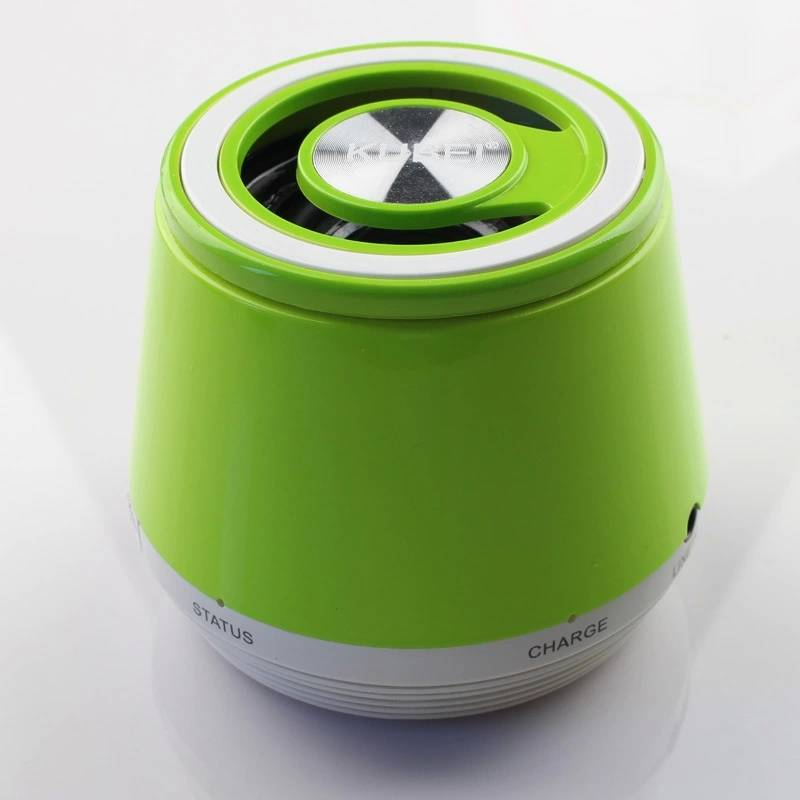 Bluetooth audio card portable radio Claus laptop mini speaker bass