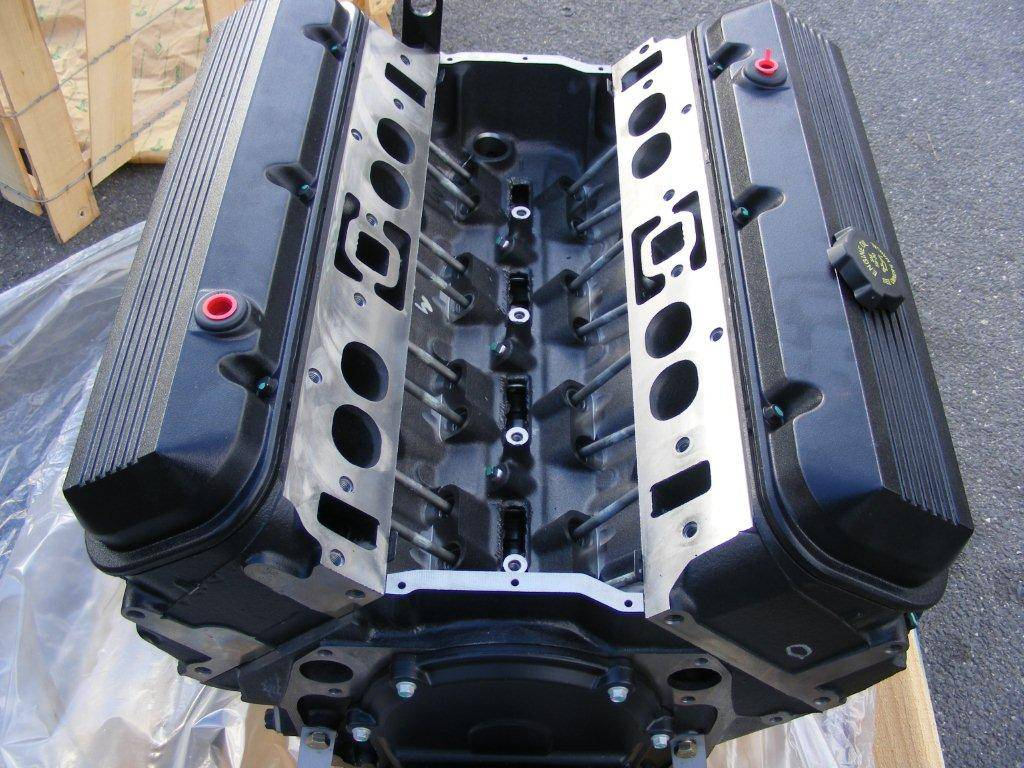 GM 6.5L Short Block Engine