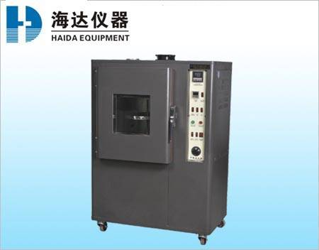 Rubber aging oven