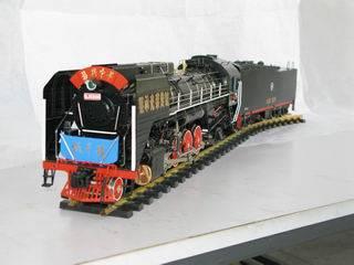 Handmade train model - G scale brass toy