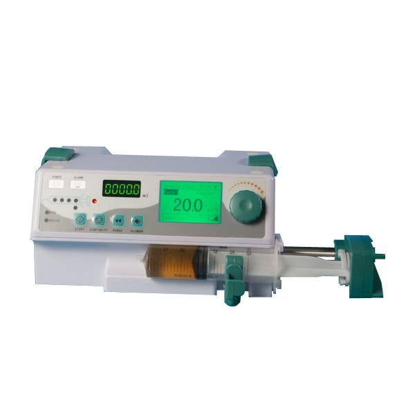 we have lots of syringe pump stock