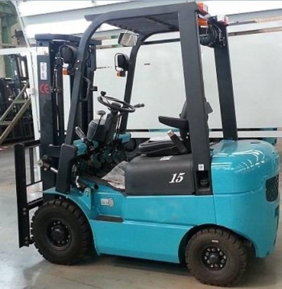 Diesel Forklift 1.5 Ton HT-CPCD15