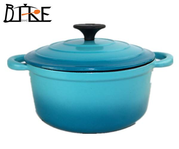 manufacturer of enameled cast iron casserole