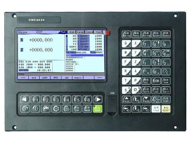 CNC4620 lathe controller