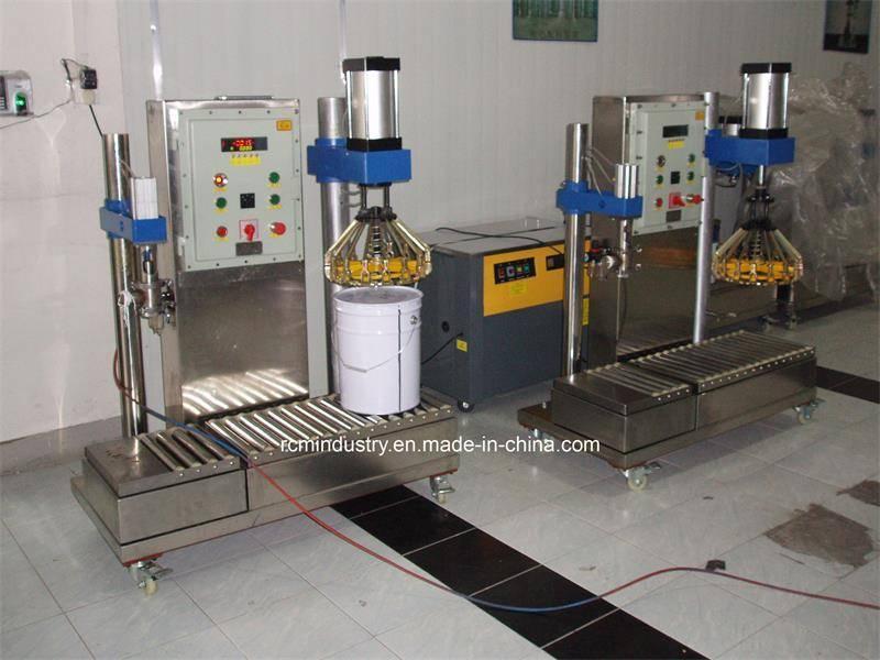 Filling Machine (Semi-Automatic)