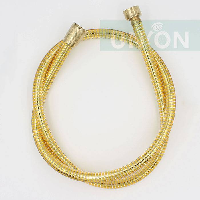 PVC flexible hose, shower hose, shower tube, flexible tube