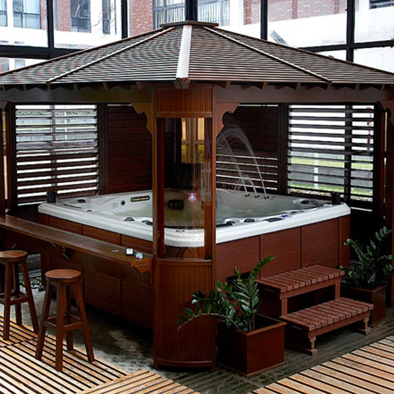 5 Persons Hyspas Whirlpool Hot Tub Jacuzzi (HY-6514-1)